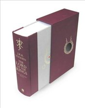 Lord of the Rings : 50th Anniversary Deluxe Edition - Tolkien, J. R. R.
