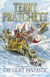 Light Fantastic : Discworld Novel 2 - Pratchett, Terry