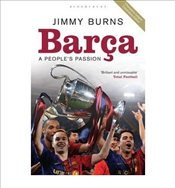 Barca A Peoples Passion - Burns, Jimmy