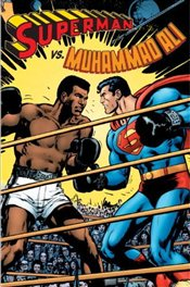 Superman Vs Muhammad Ali Deluxe HC - Adams, Neal