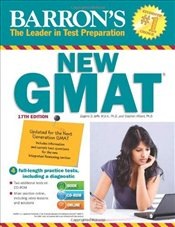 GMAT with CD 17e - Jaffe, Eugene D.