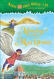 Magic Tree House #38: Monday with a Mad Genius - Osborne, Mary Pope