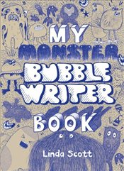 My Monster Bubblewriter Book - Scott, Linda