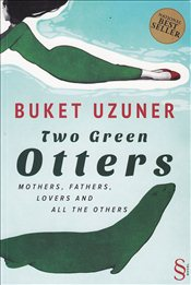 Two Green Otters - Uzuner, Buket