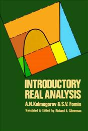 Introductory Real Analysis - Kolmogorov, A.N.
