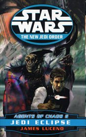 Star Wars : New Jedi Order - Agents of Chaos - Jedi Eclipse - Luceno, James