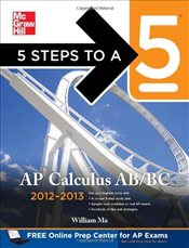 5 Steps to a 5 AP Calculus AB & BC - Ma, William
