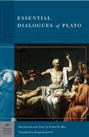 Essential Dialogues of Plato - Platon (Eflatun)