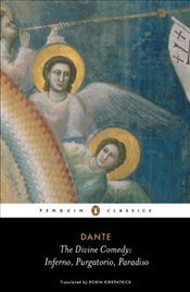 Divine Comedy : Inferno, Purgatorio, Paradiso (Penguin Translated Texts) - Alighieri, Dante