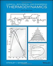 Chemical and Engineering Thermodynamics 5E - Sandler, I. Stanley