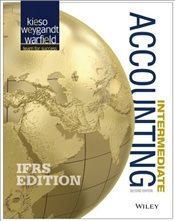 Intermediate Accounting 2E : IFRS Edition - Kieso, Donald E.