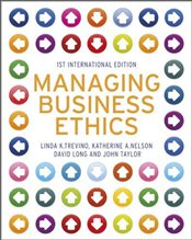 Managing Business Ethics ISV - Trevino, Linda K.