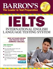 Barrons IELTS - Lougheed, Lin