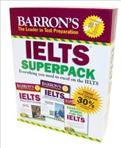 Barrons IELTS Superpack 2e - Lougheed, Lin