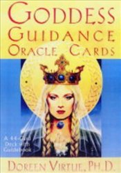 Goddess Guidance Oracle Cards - Virtue, Doreen