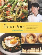 Flour, Too - Chang, Joanne