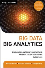 Big Data, Big Analytics : Emerging Business Intelligence and Analytic Trends for Todays Businesses - Minelli, Michael