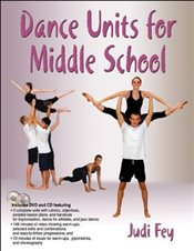 Dance Units for Middle School - Fey, Judi