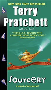 Sourcery : Discworld 5 - Pratchett, Terry