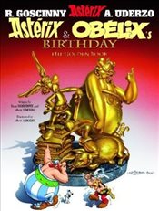 Asterix and Obelixs Birthday : The Golden Book - Uderzo, Albert