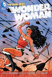 Wonder Woman 01 : Blood - Azzarello, Brian