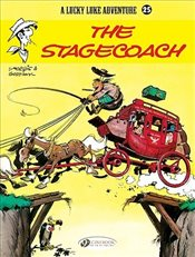 Lucky Luke Vol. 25 : The Stagecoach - Goscinny, Rene