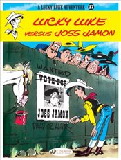 Lucky Luke Vol. 27 : Lucky Luke Versus Joss Jamon - Goscinny, Rene