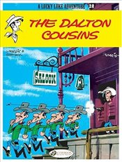 Lucky Luke Vol. 28 : The Dalton Cousins - Goscinny, Rene