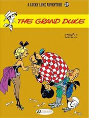 Lucky Luke Vol. 29 : The Grand Duke - Goscinny, Rene