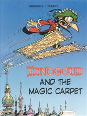 Iznogoud Vol. 6 : Iznogoud and the Magic Carpet - Goscinny, Rene