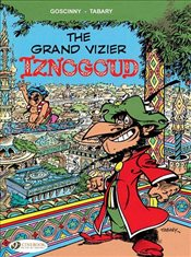 Iznogoud Vol. 9 : Adventures of the Grand Vizier Iznogoud - Goscinny, Rene