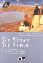 Interact with Literature : Ten Women Ten Stories + Audio CD - Collective,