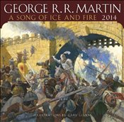 2014 A Song of Ice and Fire Calendar - Martin, George R. R.