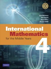 International Mathematics 4 for the Middle Years: Coursebook - McSeveny, Alan