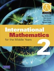 International Mathematics 2 for the Middle Years - McSeveny, Alan