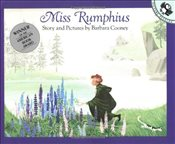Miss Rumphius : Story and Pictures (Picture Puffin Books) - Cooney, Barbara