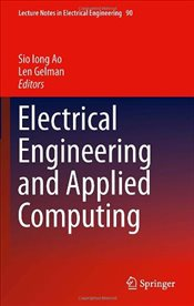 Electrical Engineering and Applied Computing - Ao, Sio Iong