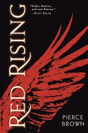 Red Rising - Brown, Pierce