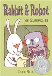 Rabbit & Robot : The Sleepover - Bell, Cece