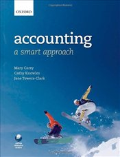 Accounting : A Smart Approach - Carey, Mary