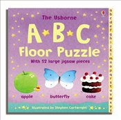 Usborne Abc Floor Puzzle (Jigsaw Book) - Brooks, Felicity
