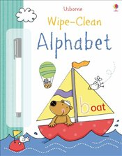 ABC (Usborne Wipe Clean Books) - Brooks, Felicity
