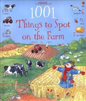 1001 Things to Spot on the Farm - Doherty, Gillian