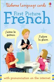 French (First Picture Flashcards) - Brooks, Felicity