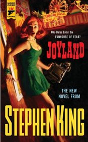 Joyland (Hard Case Crime) - King, Stephen