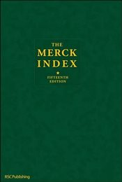 Merck Index : An Encyclopedia of Chemicals, Drugs, and Biologicals - ONeil, Maryadele J.