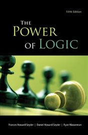 Power of Logic - Howard-Snyder, Frances