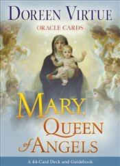 Mary, Queen of Angels Oracle Cards - Virtue, Doreen