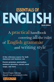 Essentials of English (Barrons Essentials of English) - Hopper, Vincent F.