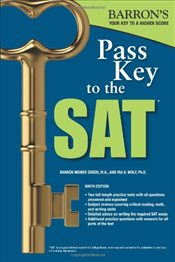 Pass Key to the SAT 9e - Weiner-Green, Sharon